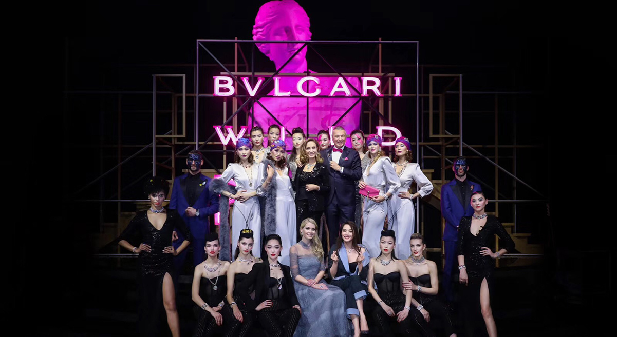 Bulgari High Jewelry Presentation & Party