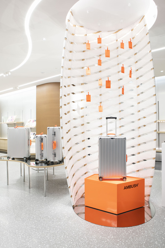 Rimowa<br>Ginza Boutique Opening Party