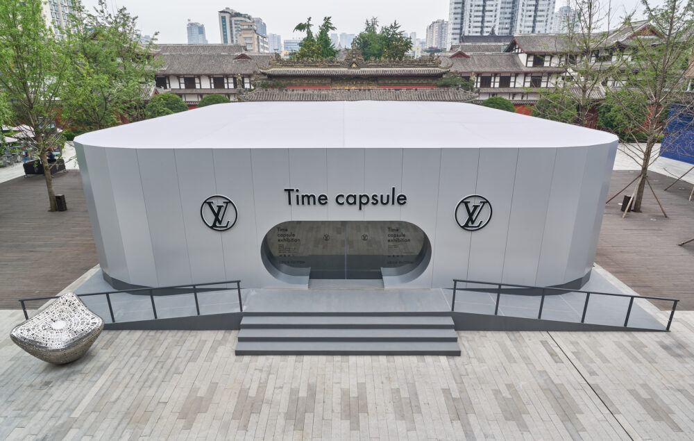 Louis Vuitton Time Capsule