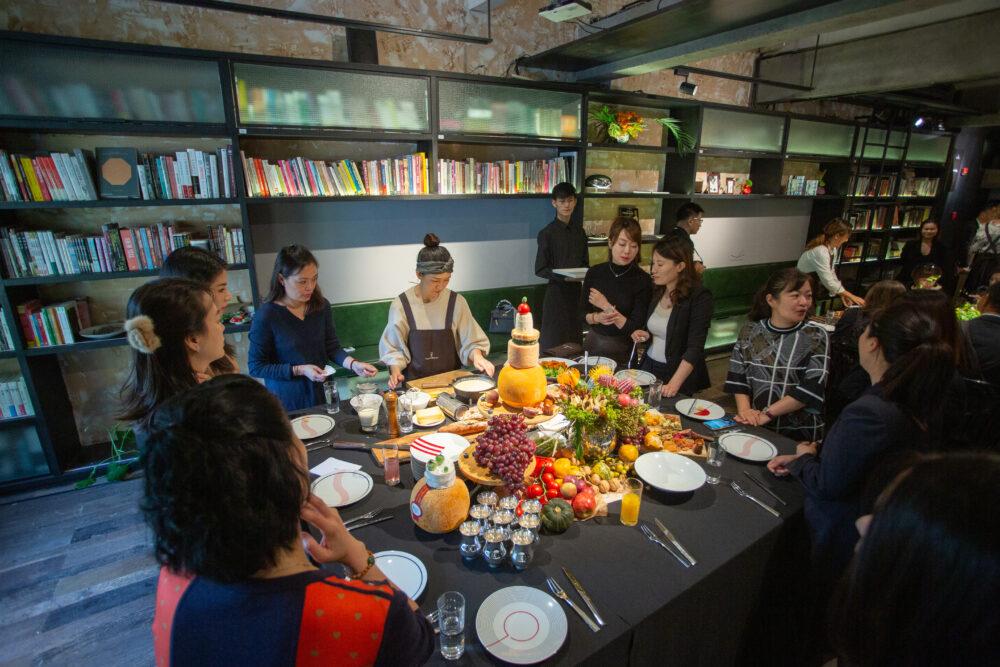 Puiforcat Art of Tasting 17th October Shanghai – 5