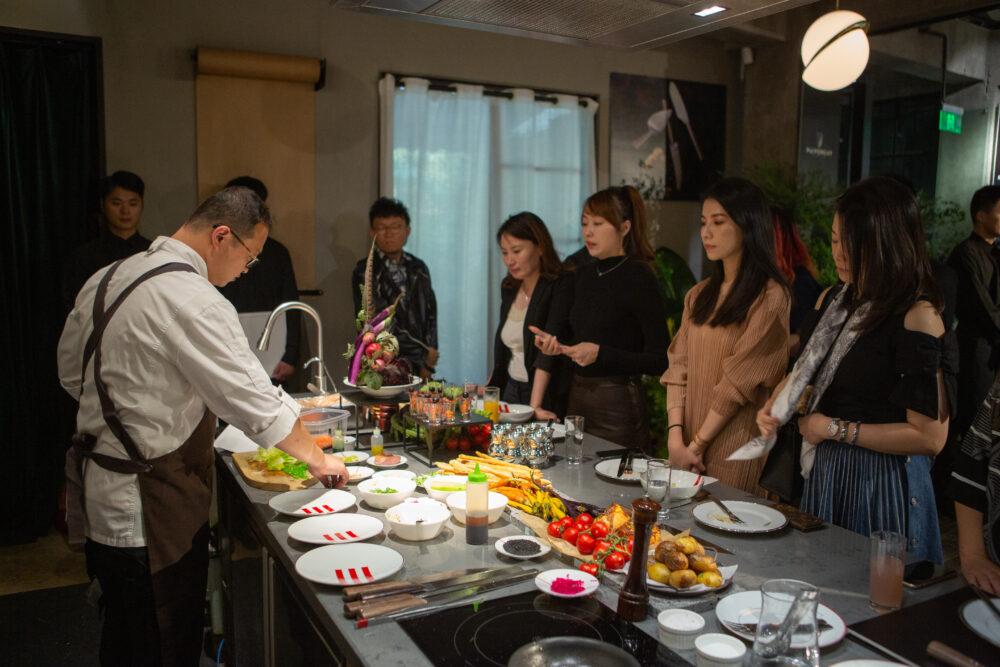 Puiforcat Art of Tasting 17th October Shanghai – 3