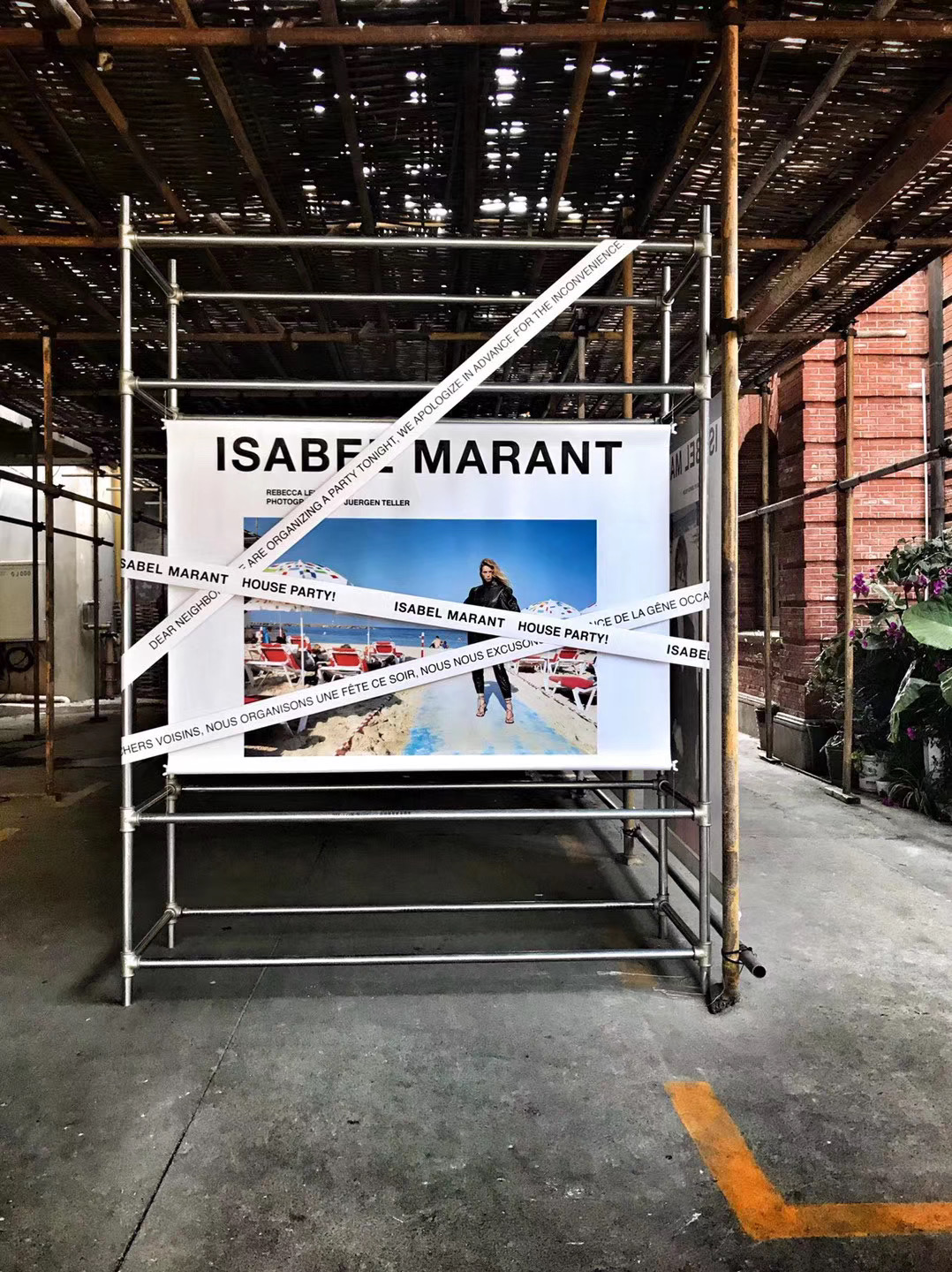 Isabel Marant Press Day & Party
