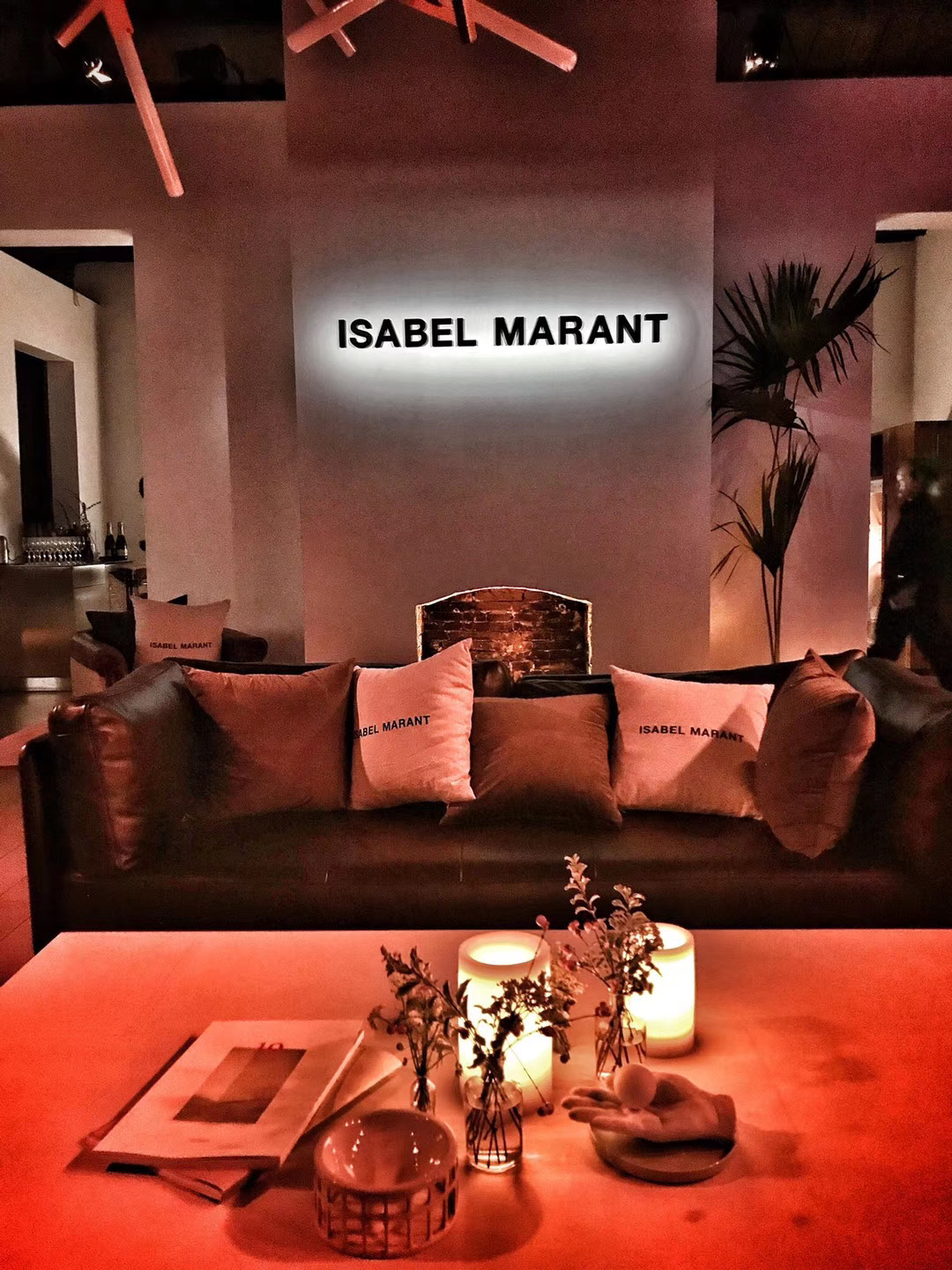 Isabel Marant Press Day & Party Shanghai 13th December 2019 – 8