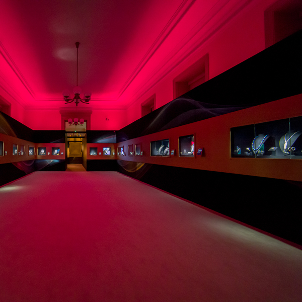 Cartier Coloratura<br>High Jewelry Exhibition