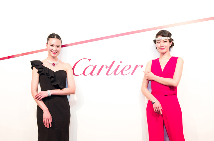 Cartier Résonances<br>High Jewelry Gala Dinner