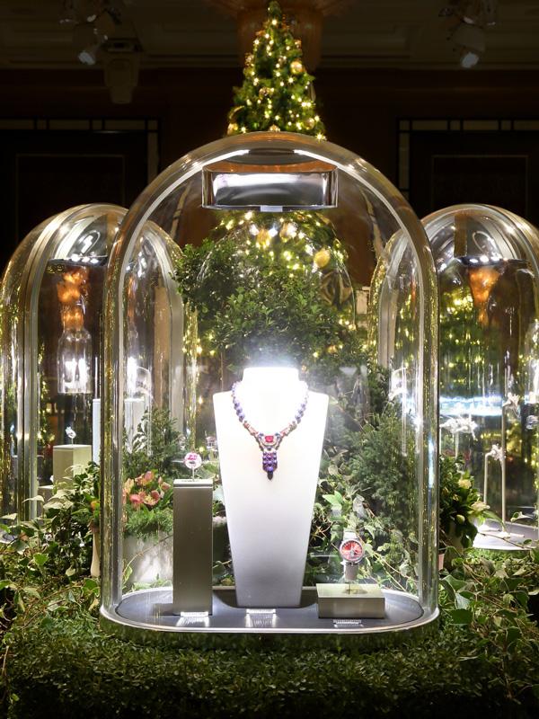 Van Cleef & Arpels<br> Jardin Enchanté