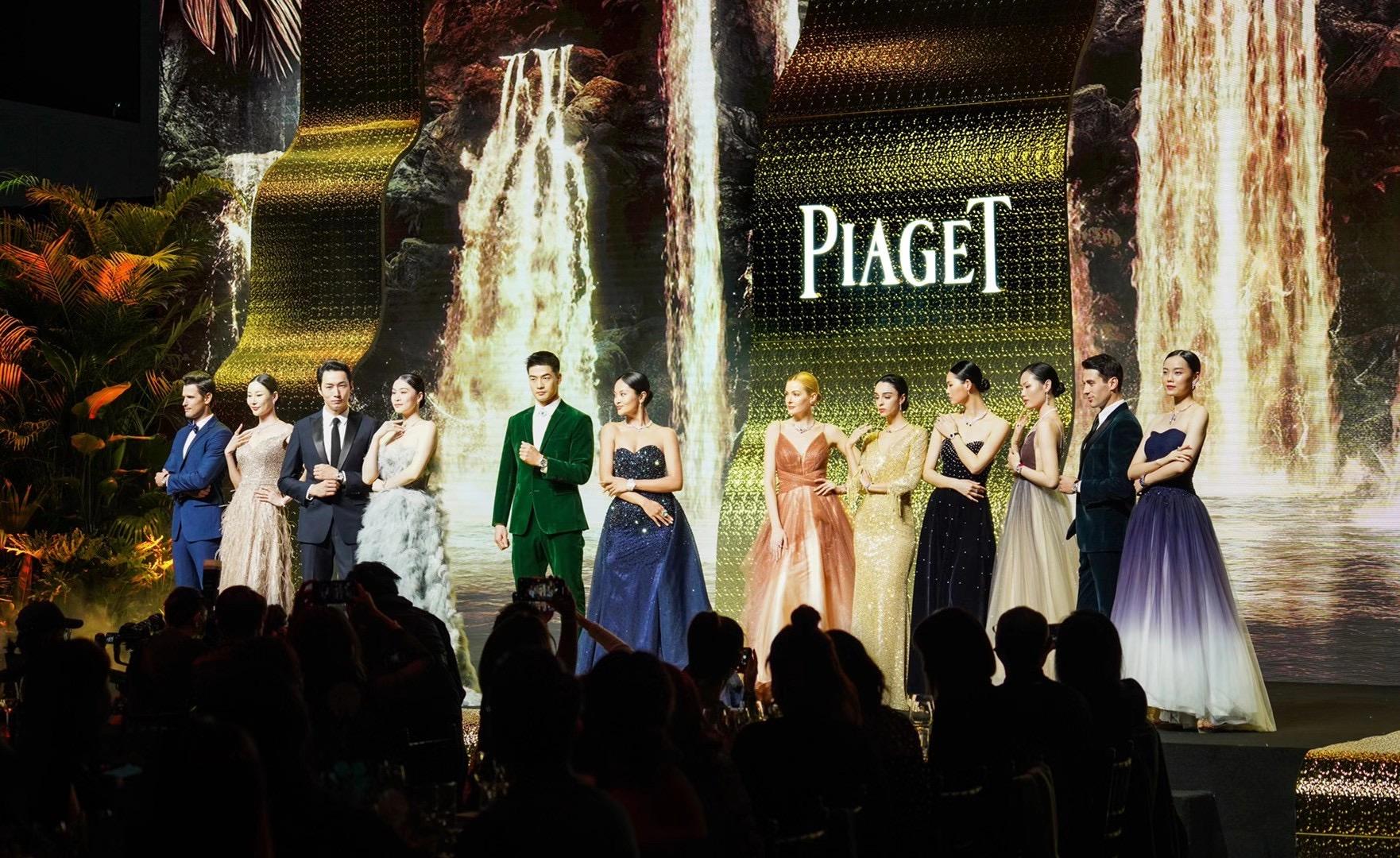 Piaget HJ Exhibition & Gala Dinner December 10th-12th Hanghzou – 2