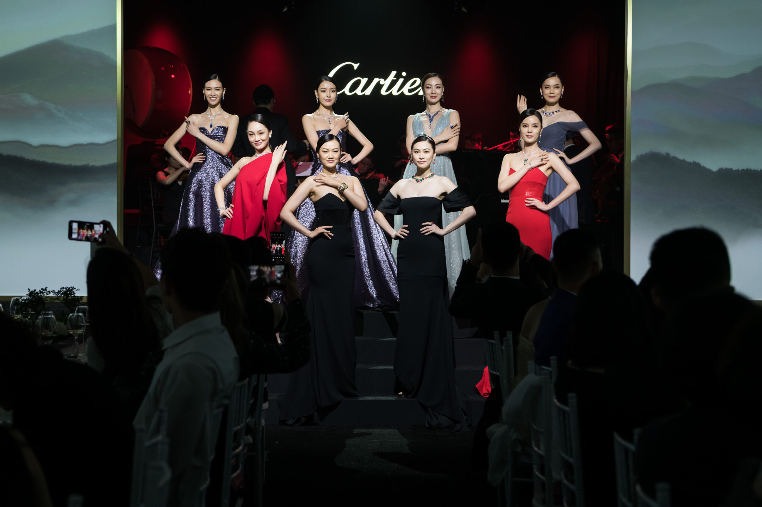 Cartier P66 Boutique Re-opening & Gala Dinner July 31st Shanghai – 4