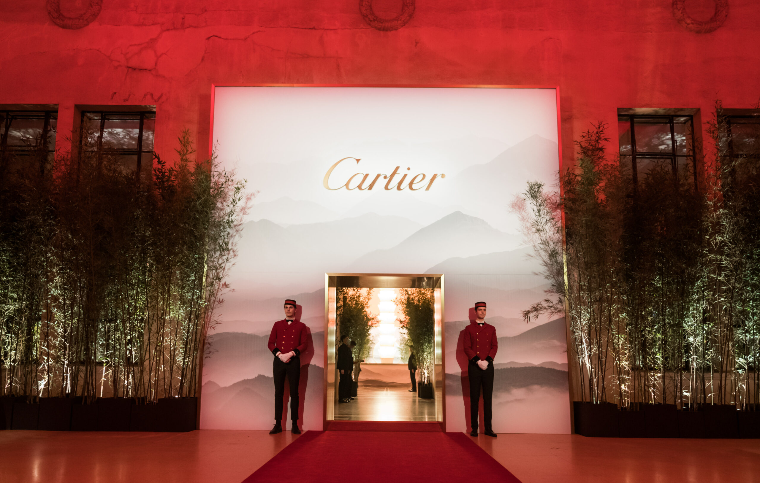 Cartier P66 Boutique Re-opening & Gala Dinner July 31st Shanghai – 5
