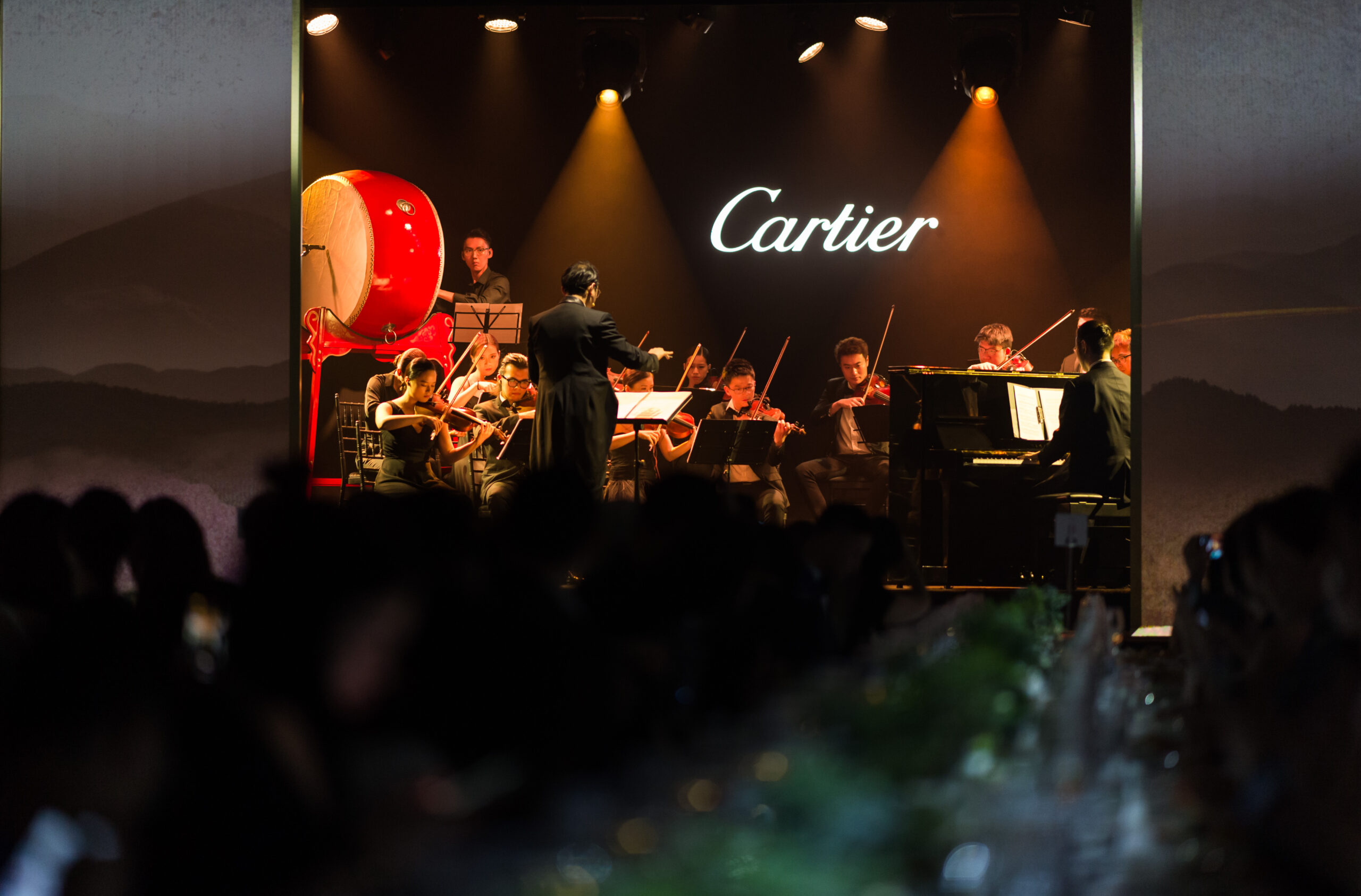 Cartier P66 Boutique Re-opening & Gala Dinner July 31st Shanghai – 6