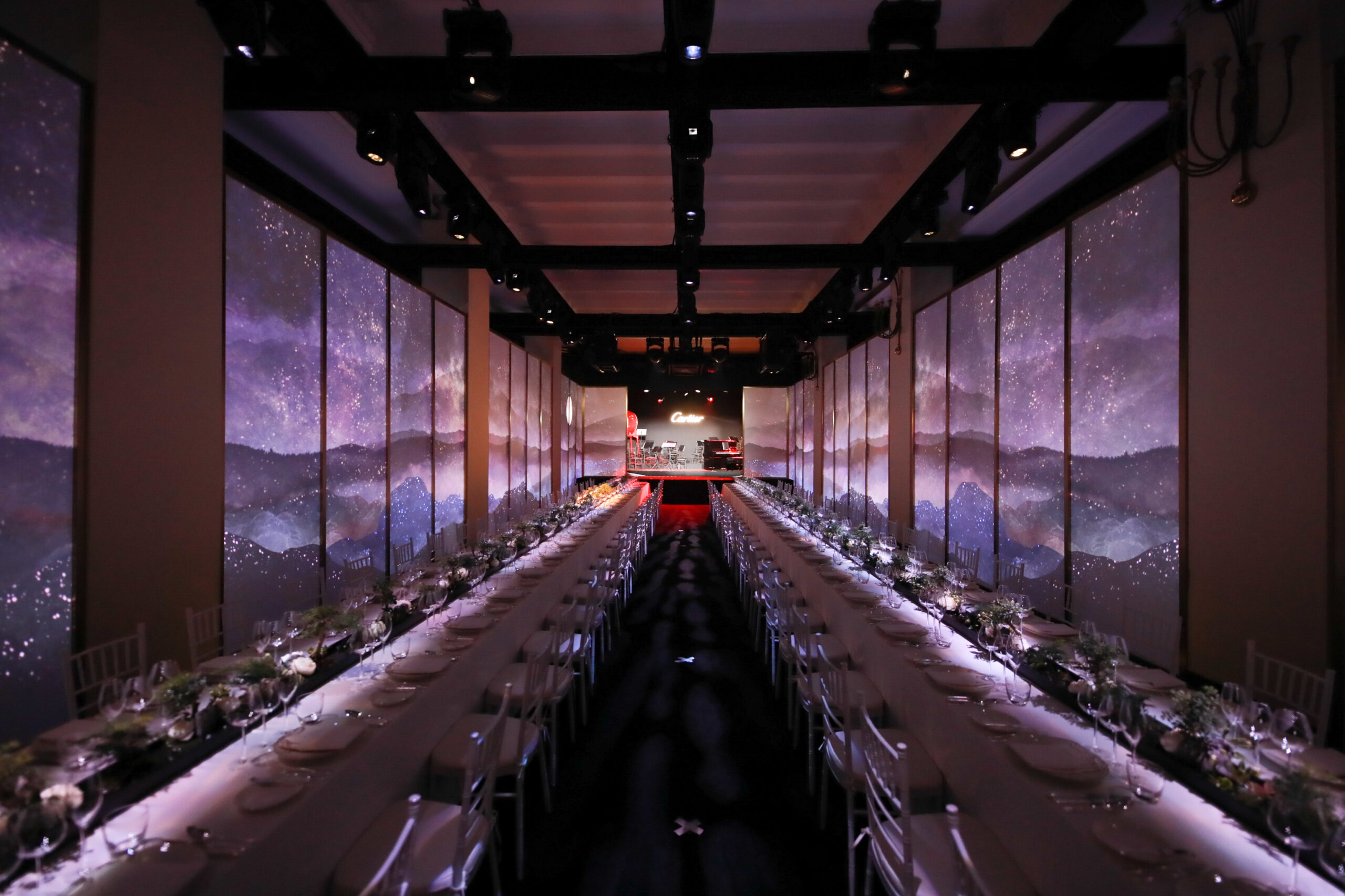 Cartier P66 Boutique Re-opening & Gala Dinner July 31st Shanghai – 9