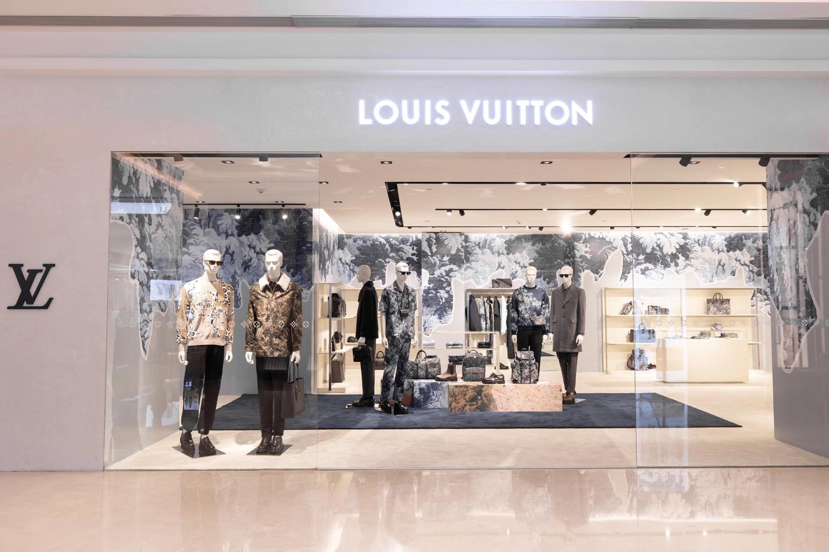 Louis Vuitton 2020 Men's Pre-Coll Pop Up Nov 13th – Dec 13th Harbin/Jinan/Xi'an – 9