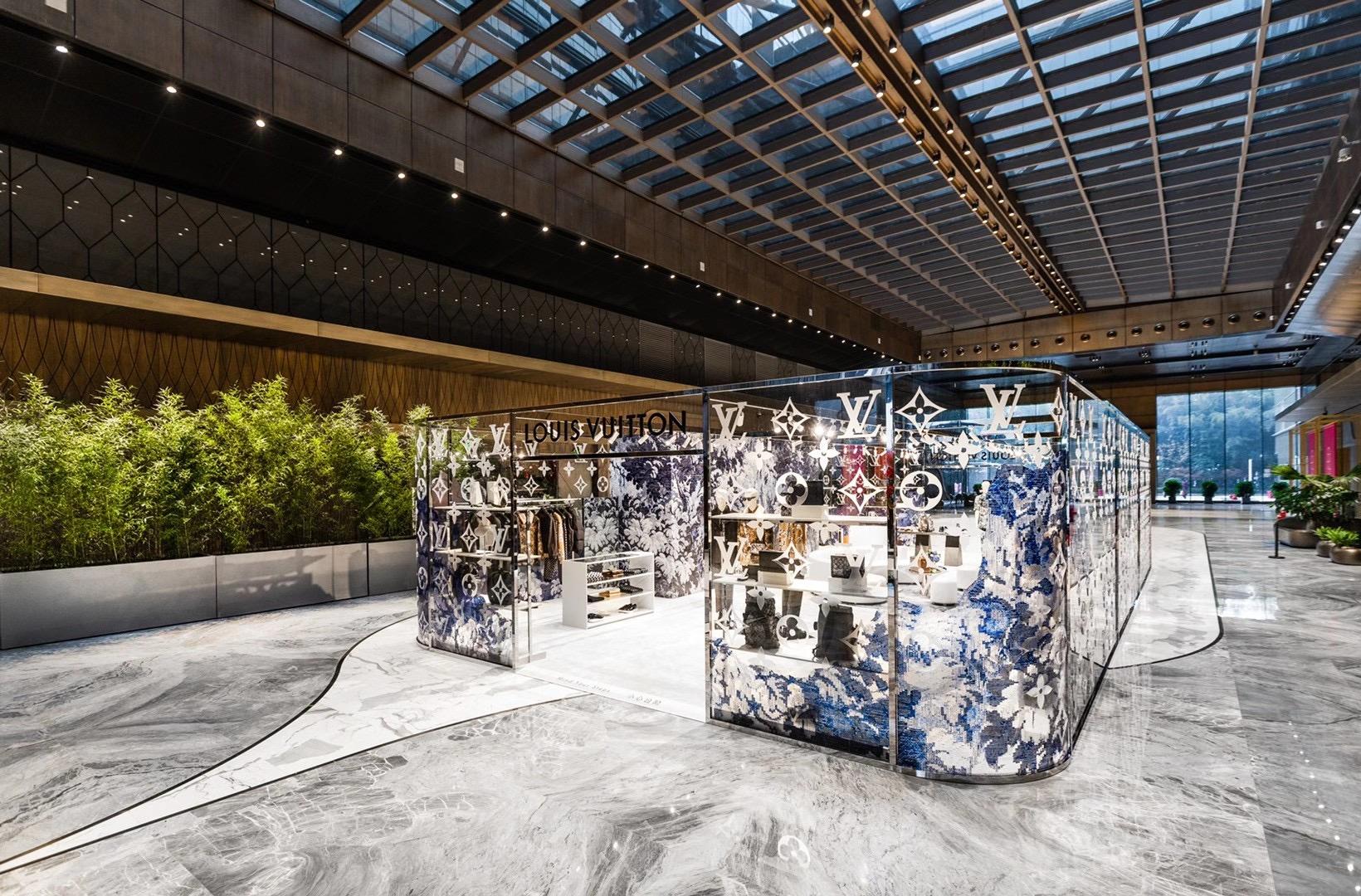 Louis Vuitton 2020 Men's Pre-Coll Pop Up Nov 13th – Dec 13th Harbin/Jinan/Xi'an – 2