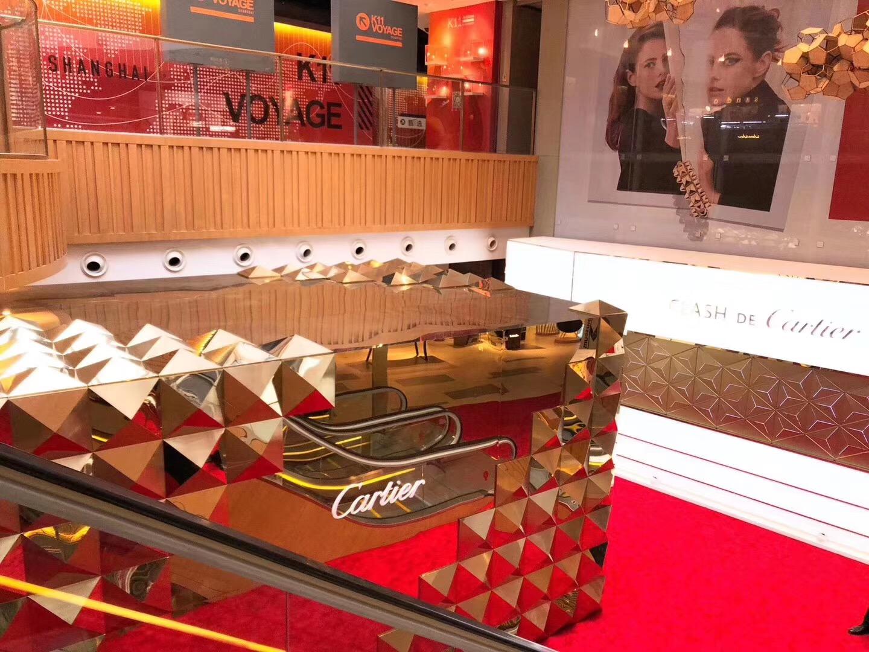 Cartier Clash @ K11 April 23-28 Shanghai – 10