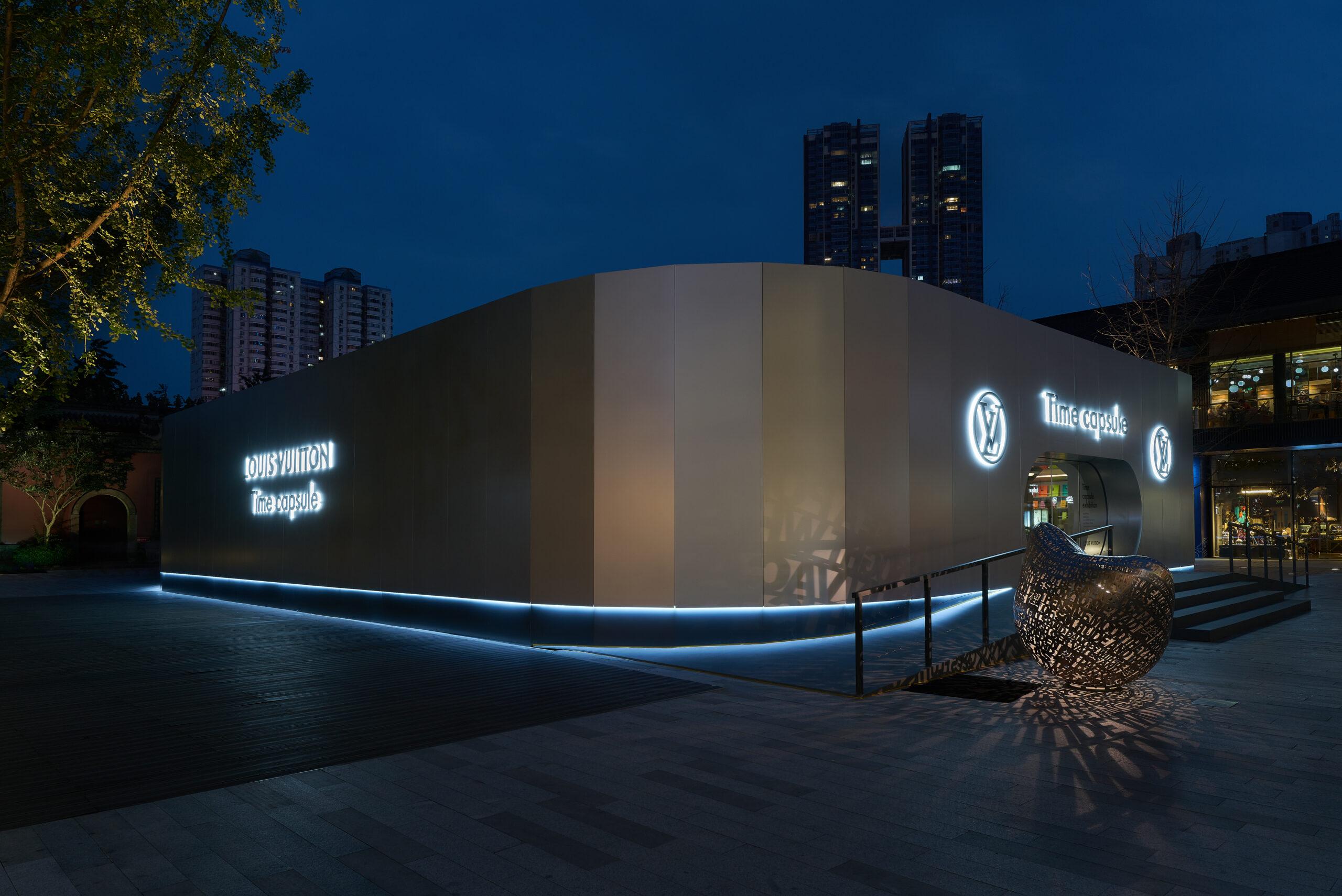 Louis Vuitton Time Capsule Exhibition June 6th – Jul 14th Chengdu – 9