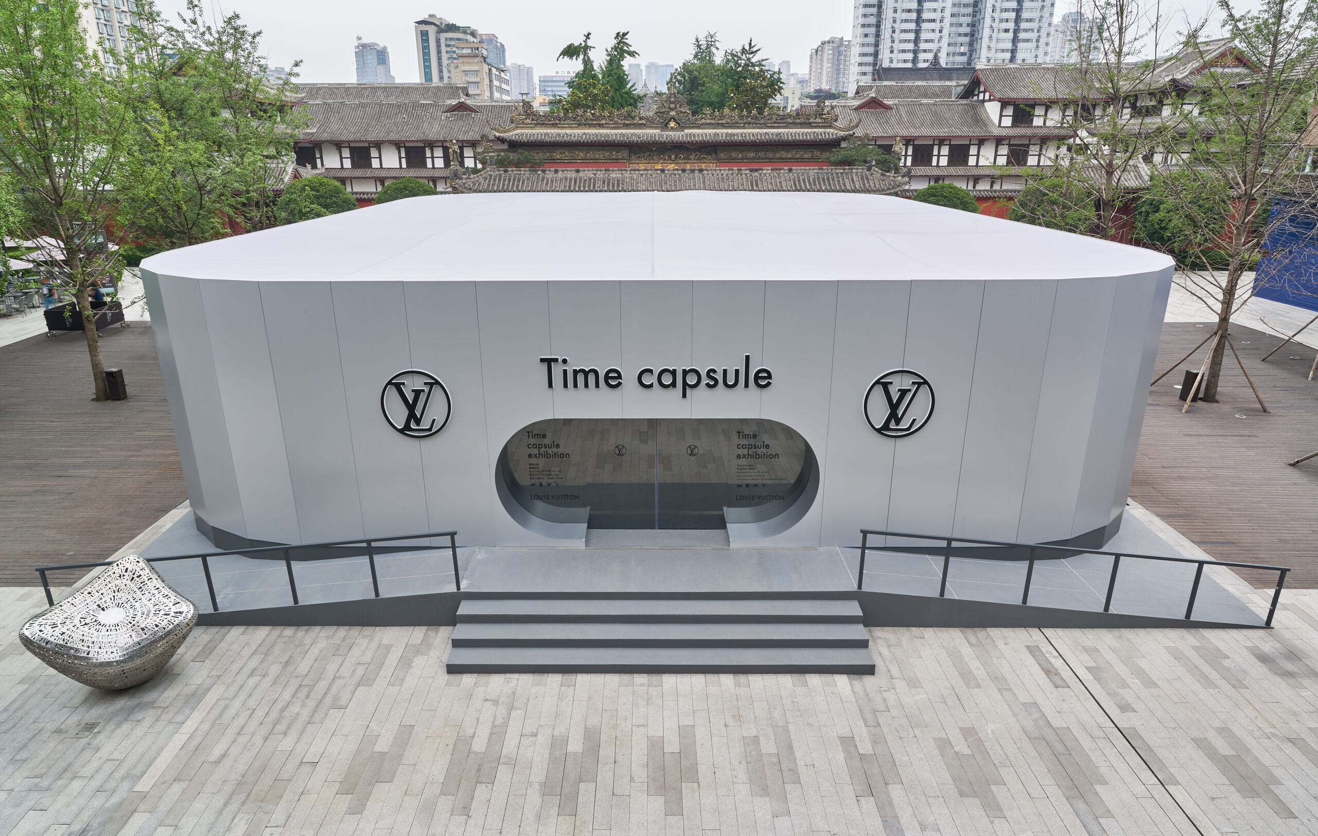 Louis Vuitton Time Capsule Exhibition