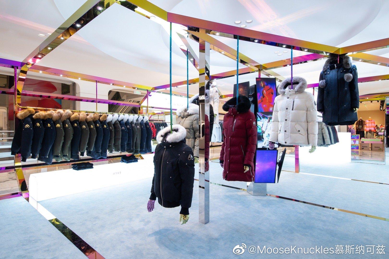 Moose Knuckles Pop Up Sep 12th – Feb 28th Beijing /Hangzhou – 6