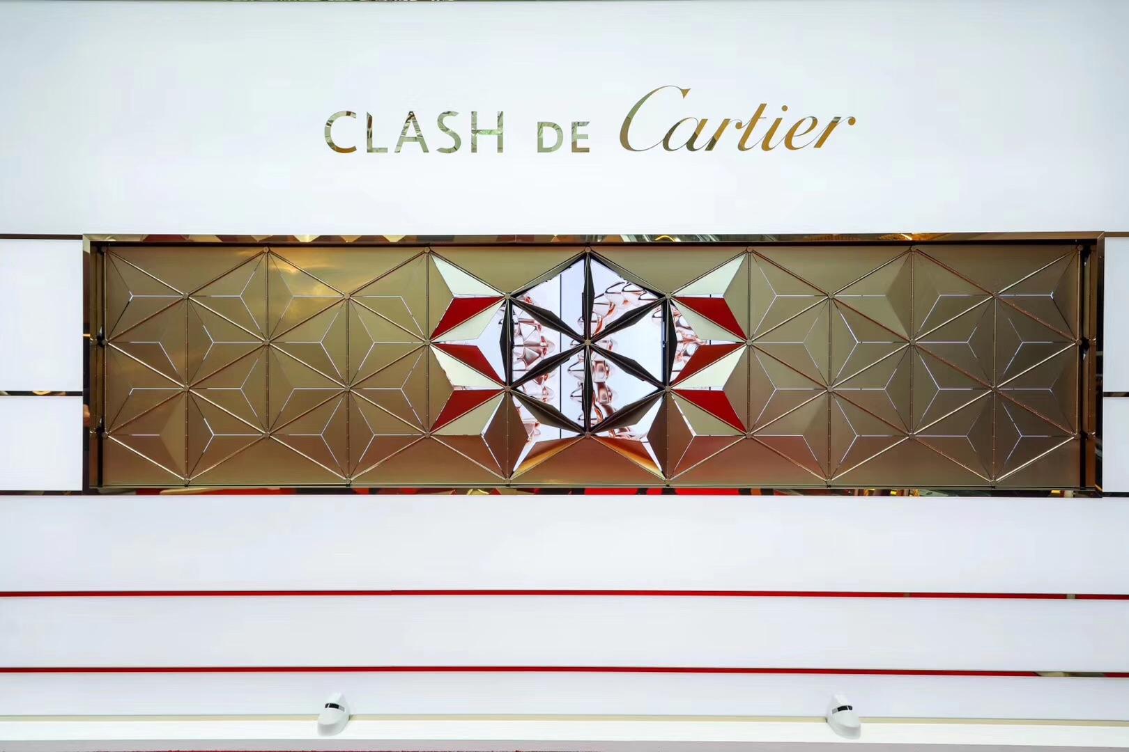 Cartier Clash @ K11 April 23-28 Shanghai – 3