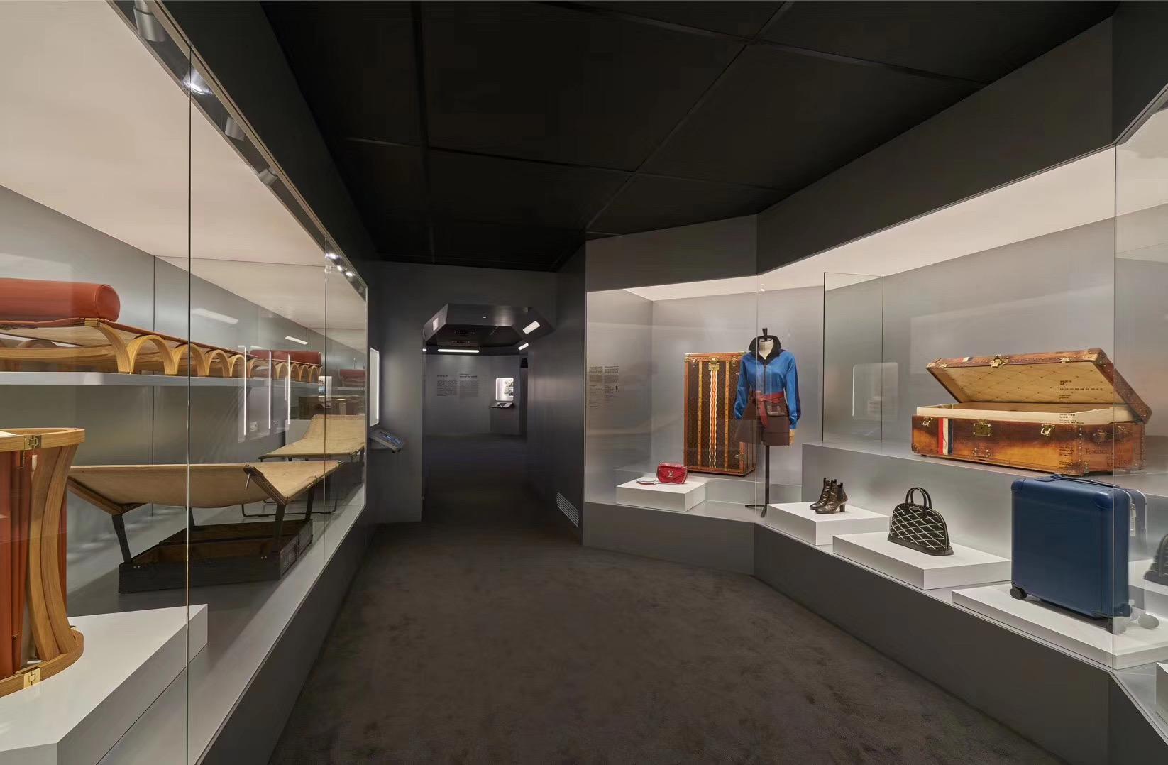 Louis Vuitton Time Capsule Exhibition June 6th – Jul 14th Chengdu – 3