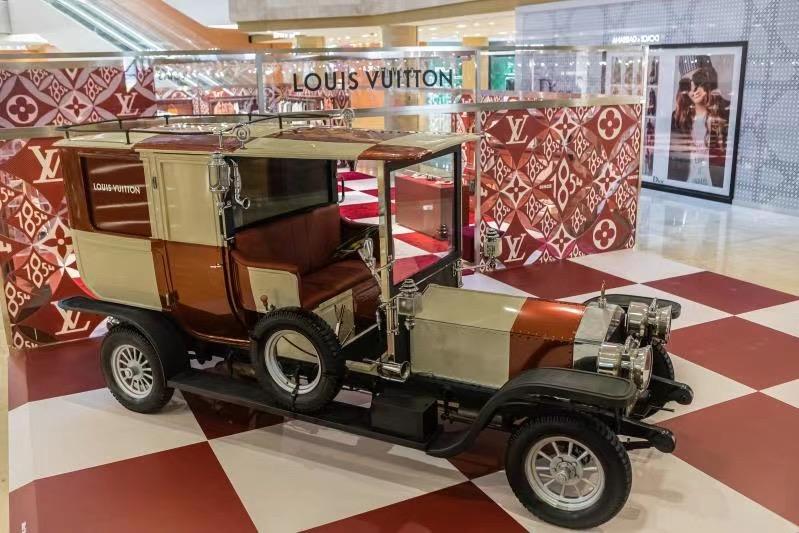 Louis Vuitton 1854 Pop Up Sep15th – Oct 30th Wuhan/ Nanjing/Beijing  – 7