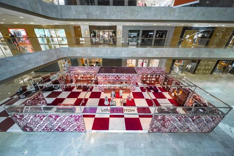 Louis Vuitton 1854 Pop Up Sep15th – Oct 30th Wuhan/ Nanjing/Beijing  – 6