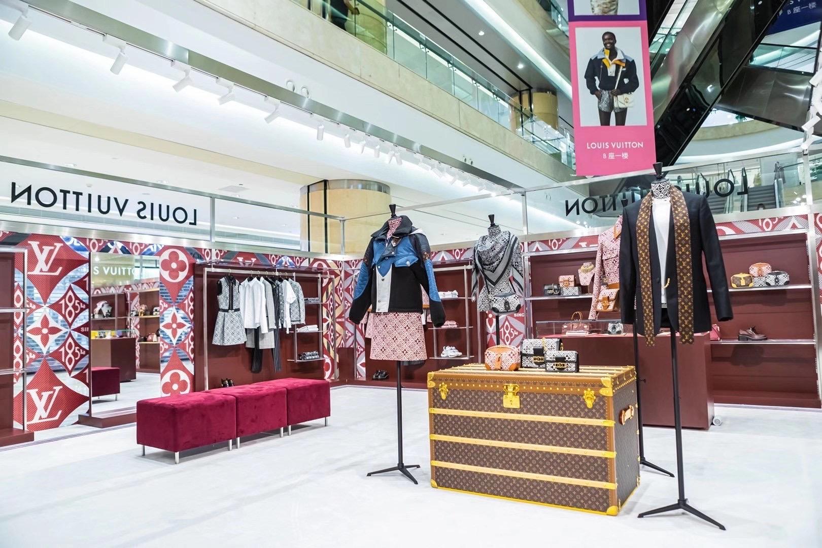 Louis Vuitton 1854 Pop Up Sep15th – Oct 30th Wuhan/ Nanjing/Beijing  – 4
