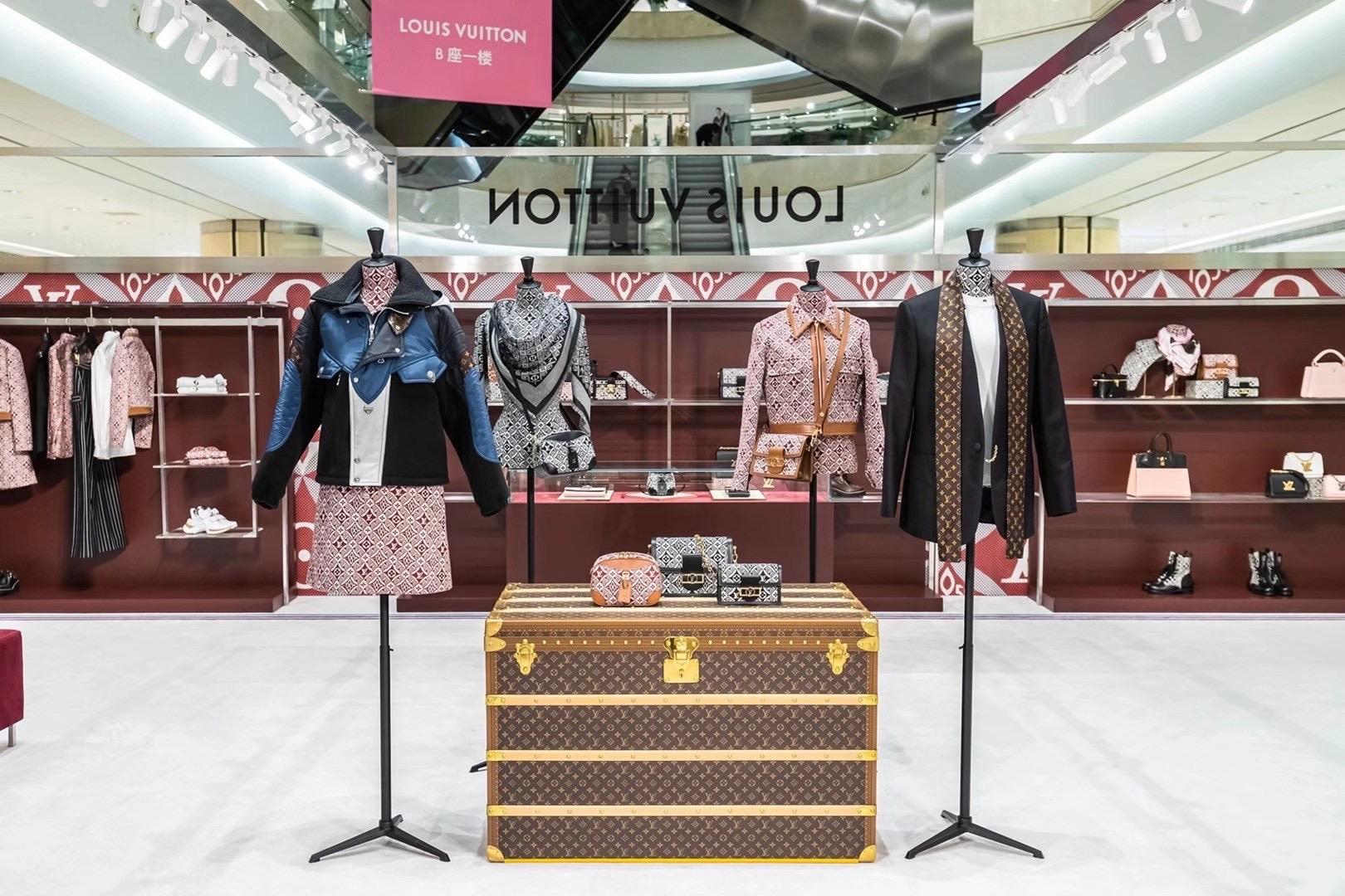 Louis Vuitton 1854 Pop Up Sep15th – Oct 30th Wuhan/ Nanjing/Beijing  – 1