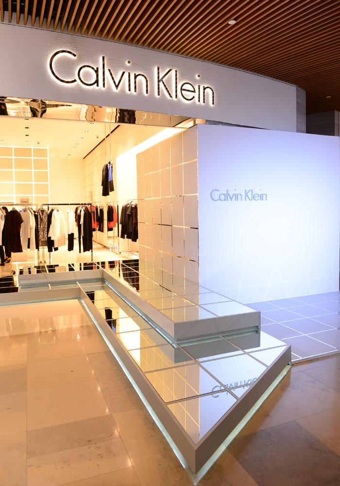 Calvin Klein - Store Opening
