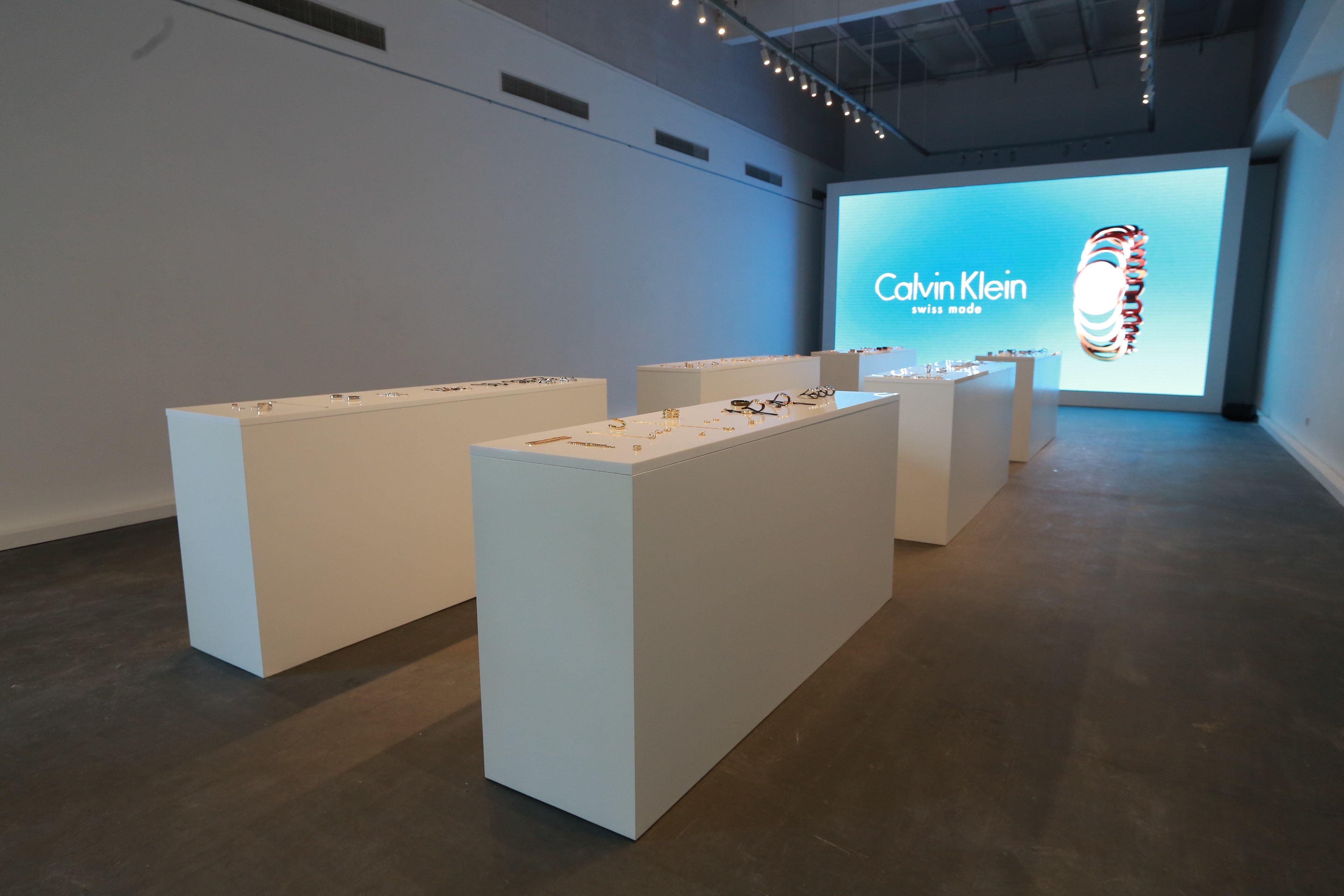 Calvin Klein - W+J Presentation