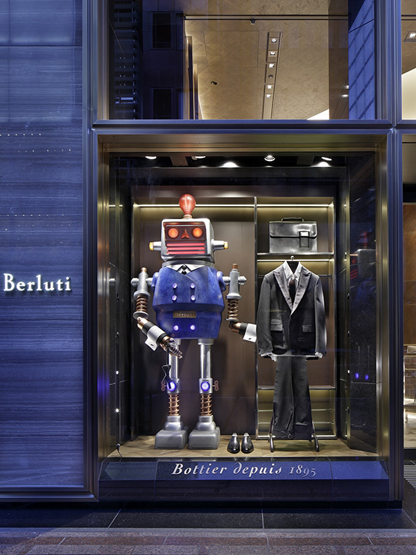 Berluti - Ginza Shop Opening Party