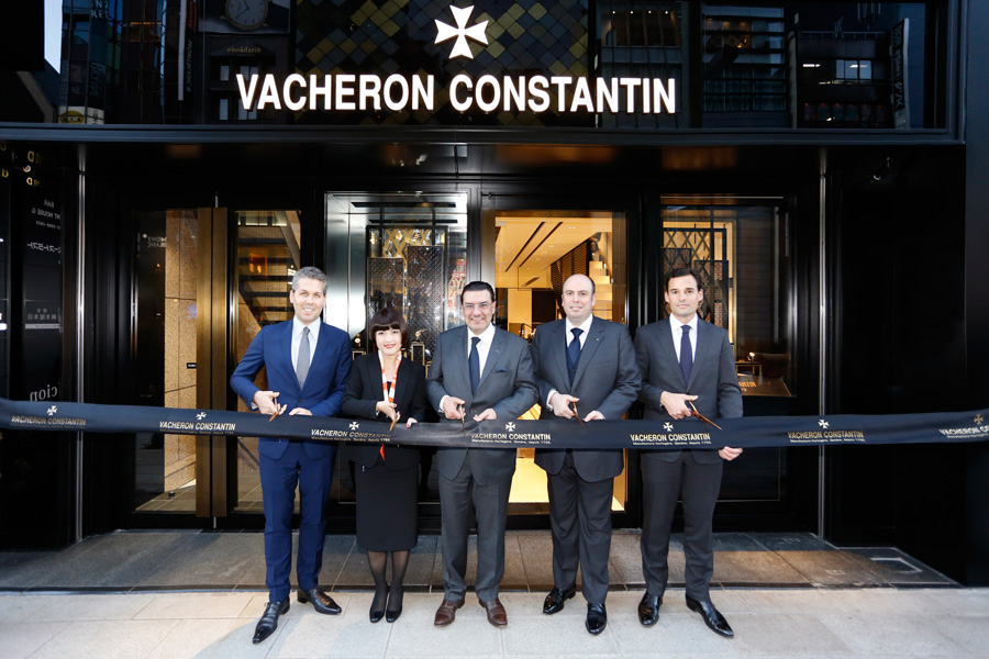 Vacheron Constantin<br>Boutique Opening Dinner