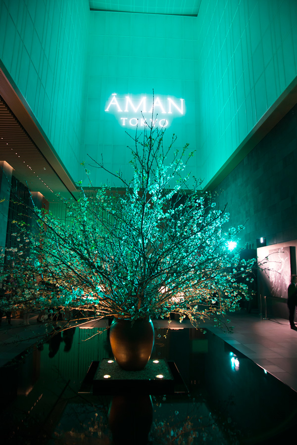 Aman Tokyo - Opening Event