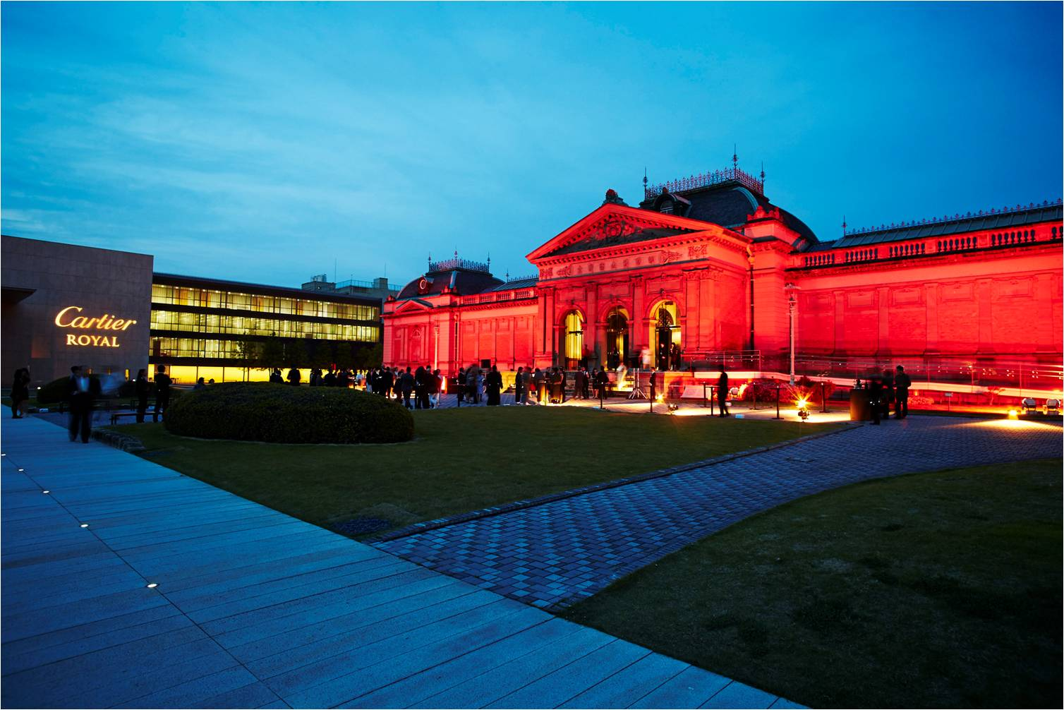 Cartier - Royal -  Exhibition & Gala Dinner