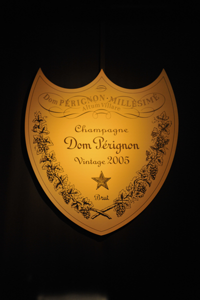 Dom Perignon x elBullifoundation <br/> This is not a dinner