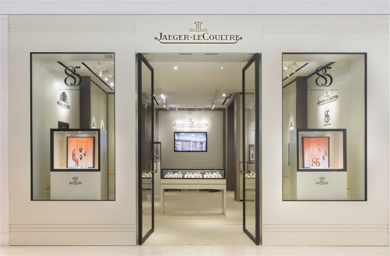 Jaeger-LeCoultre - Pop Up Shop