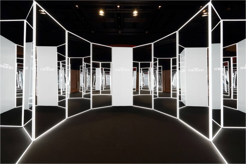 Cartier - Magicien Seoul