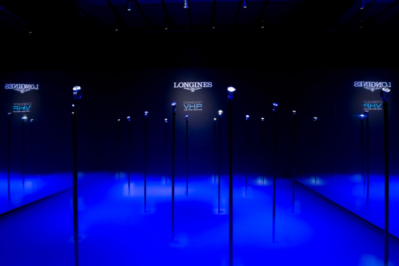 Longines - Conquest V.H.P Launch