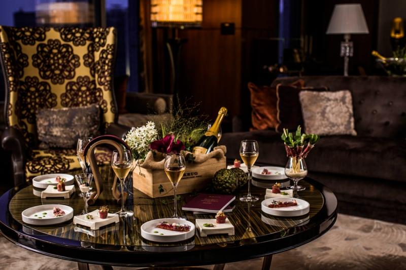 Krug Suite<br>by Shangri-La Hotel