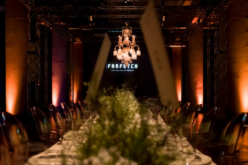Farfetch - Gala Dinner