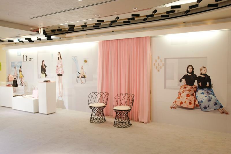 Christian Dior - Dior Isetan 2013