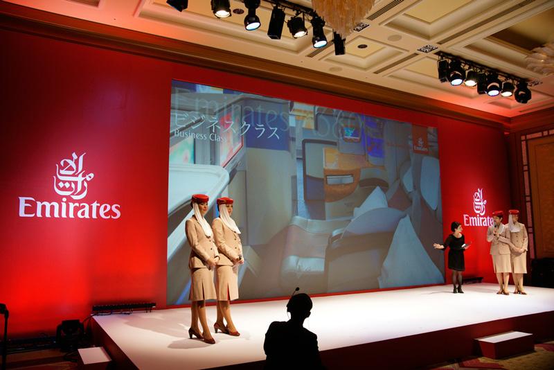 Emirates - A380 Premier