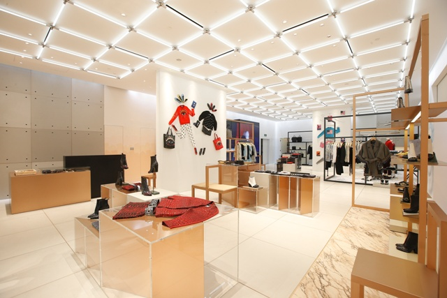 Kenzo - Flagship Store Opening